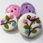 Loveliness - Set Of 4 Poly..